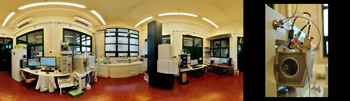 [Slide] Mass Spectrometry Laboratory at CQE-IST